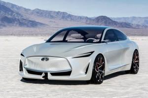 Товарный знак Nissan i-Power может использоваться на Infiniti