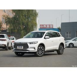 BYD Song Pro EV Lux Edition
